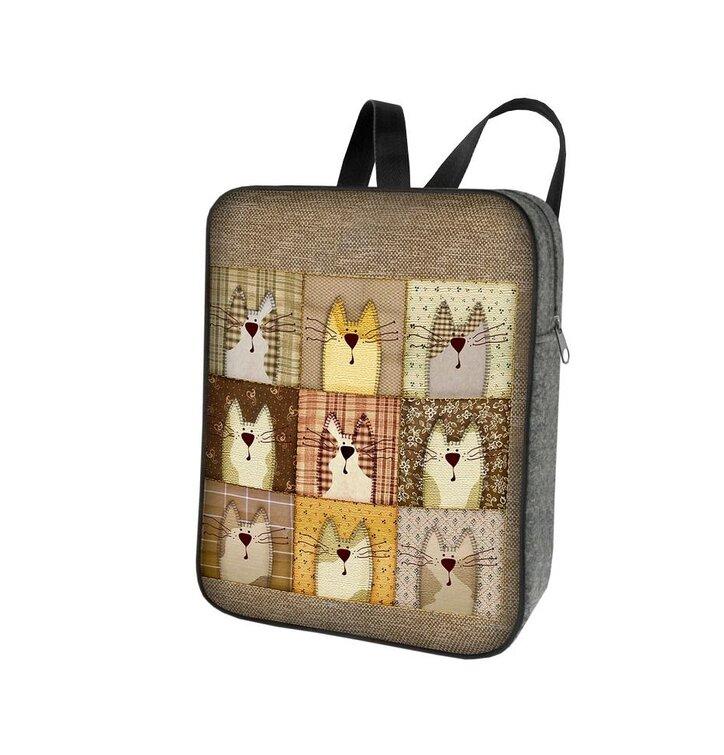 Dizajnový ruksak Pexeso