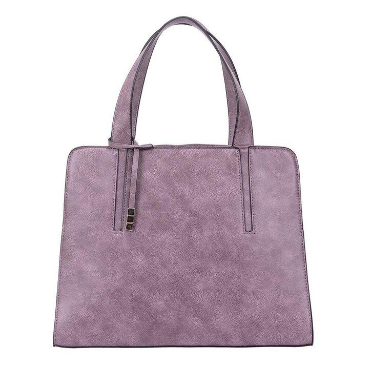 Pre dokonalý a originálny outfit Fialová kabelka na rameno Evie 72145e1076b