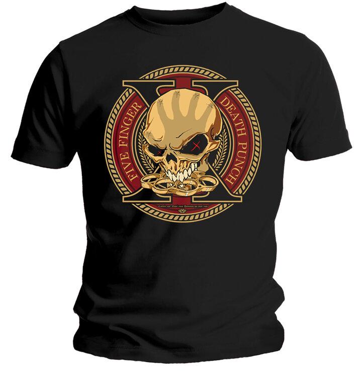 Majica Five Finger Death Punch Decade of Destruction