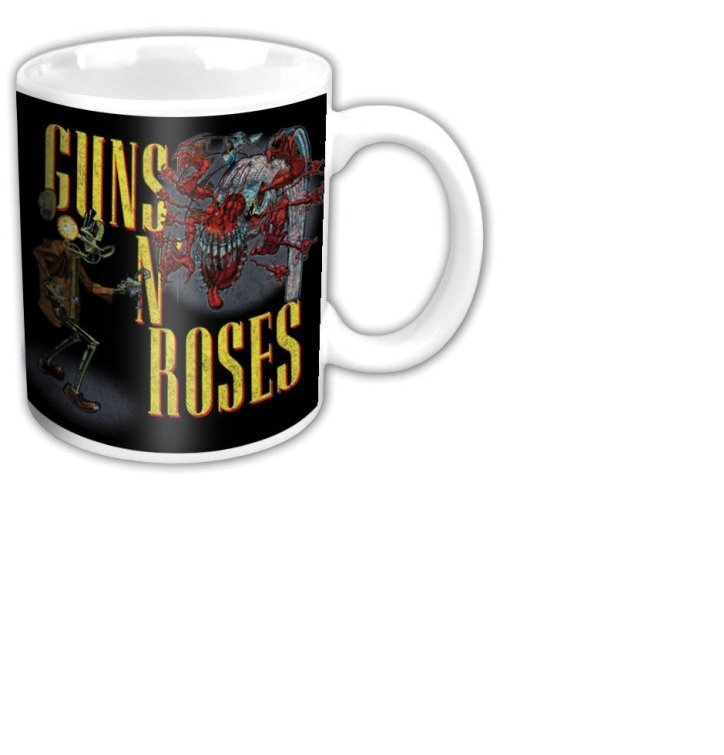 Keramický hrnček Guns N' Roses Attack