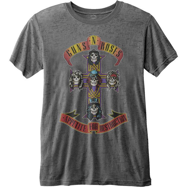 Tričko Guns N' Roses Appetite for Destruction