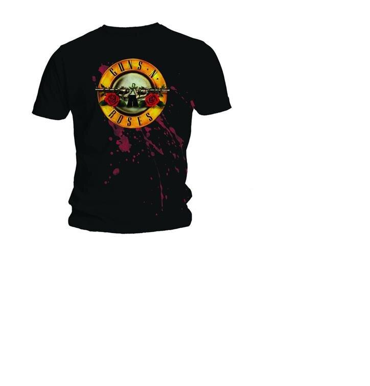 Tričko Guns N' Roses Bullet