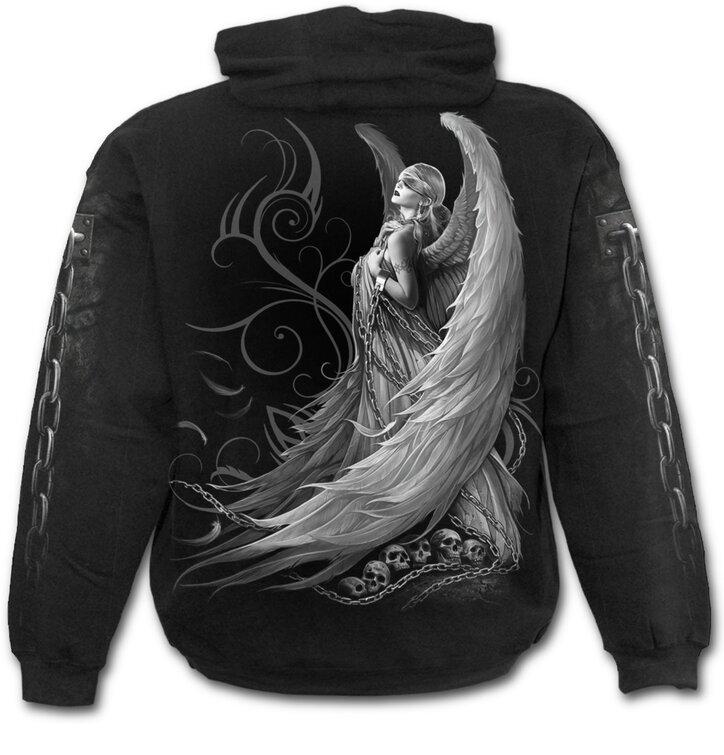 48dd441217 Szerezzen magának örömet ezzel a Dedoles darabbal Kapucnis pulóver Angyalok  királynője