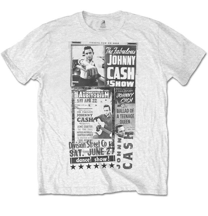 Majica Johnny Cash The Fabulous Johnny Cash Show