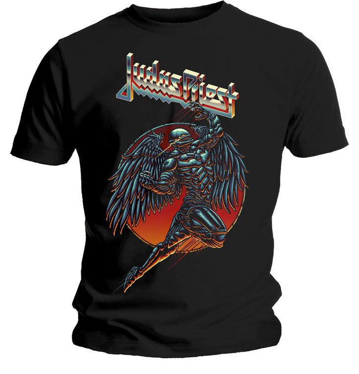 Tričko Judas Priest BTD Redeemer