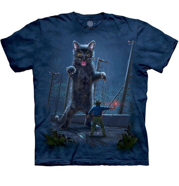 Koszulka Jurajski kot
