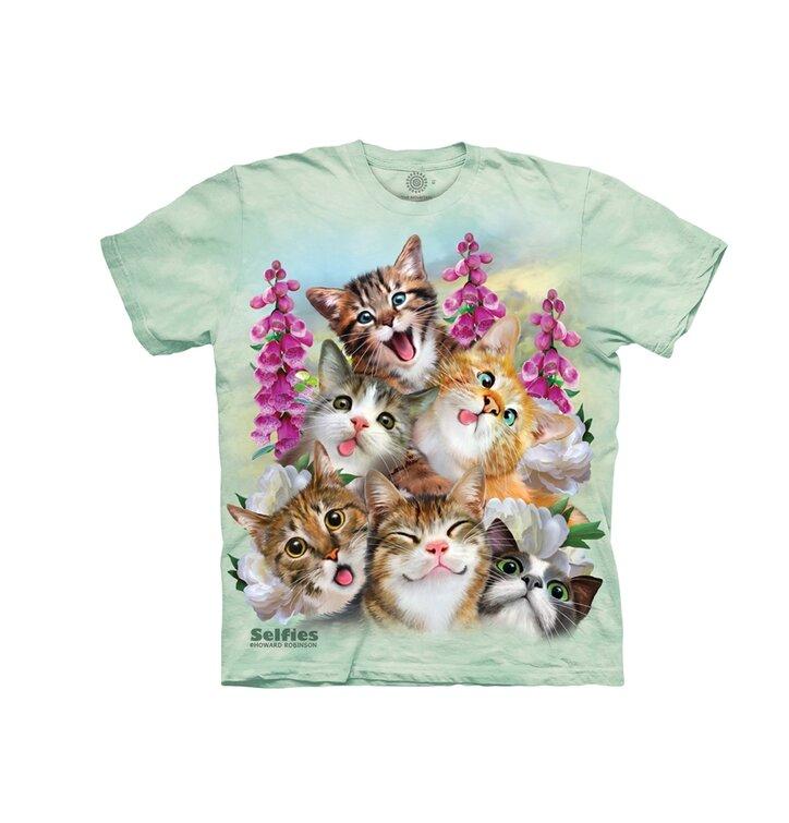 Tričko pre batoľa Bláznivé mačky