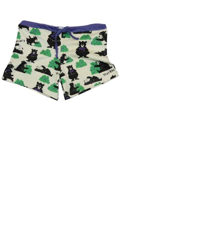 Dámske pyžamové boxerky Hladný medvedík