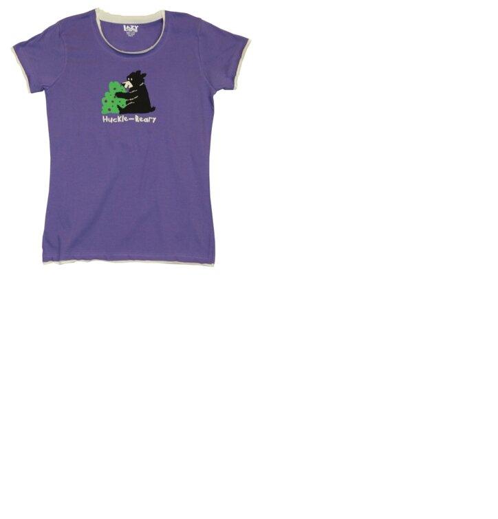 Dámske tričko na spanie Hladný medvedík