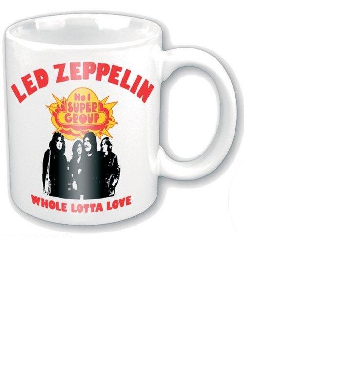 Keramický hrnček Led Zeppelin Whole Lotta Love
