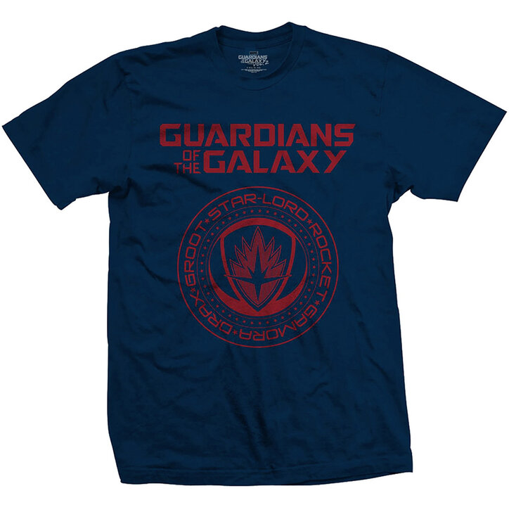 Marvel Comics Guardians of the Galaxy Vol. 2 Seal Pólo