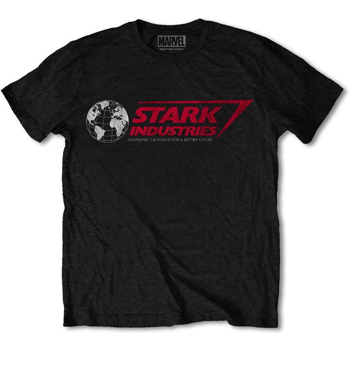 Tričko Marvel Comics Stark Industries