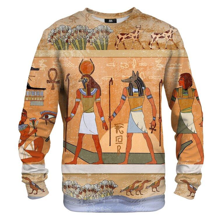 Mikina bez kapucne Egyptskí bohovia