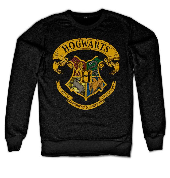 Mikina bez kapucne Harry Potter Rokfort