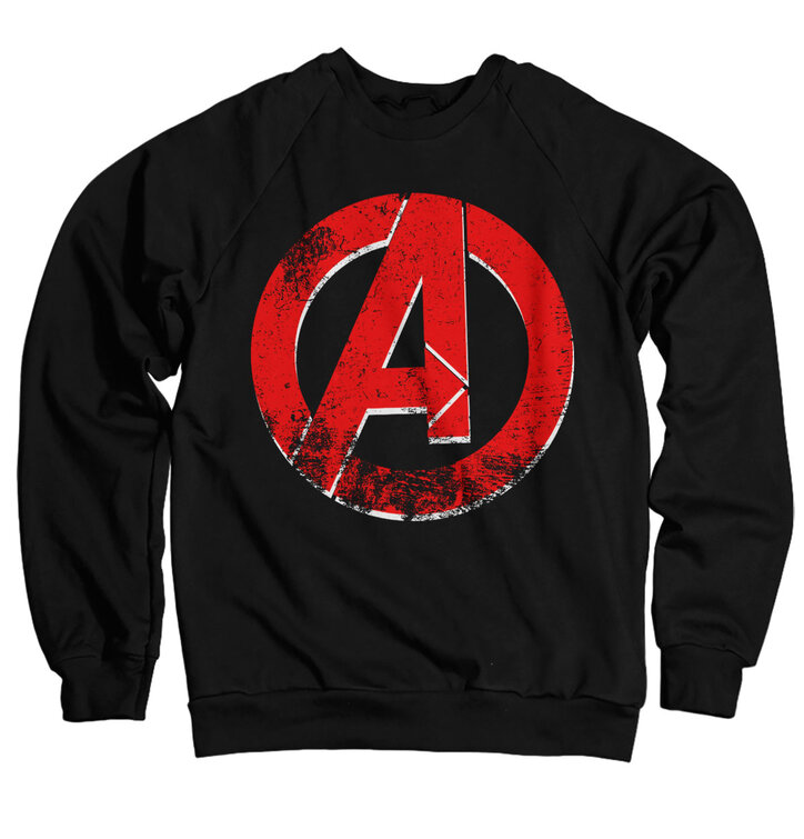 Mikina bez kapucne Marvel Comics The Avengers Logo