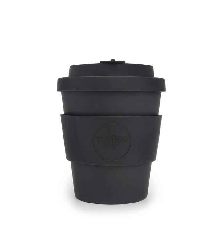Mini Bambusový ecoffee cup černý