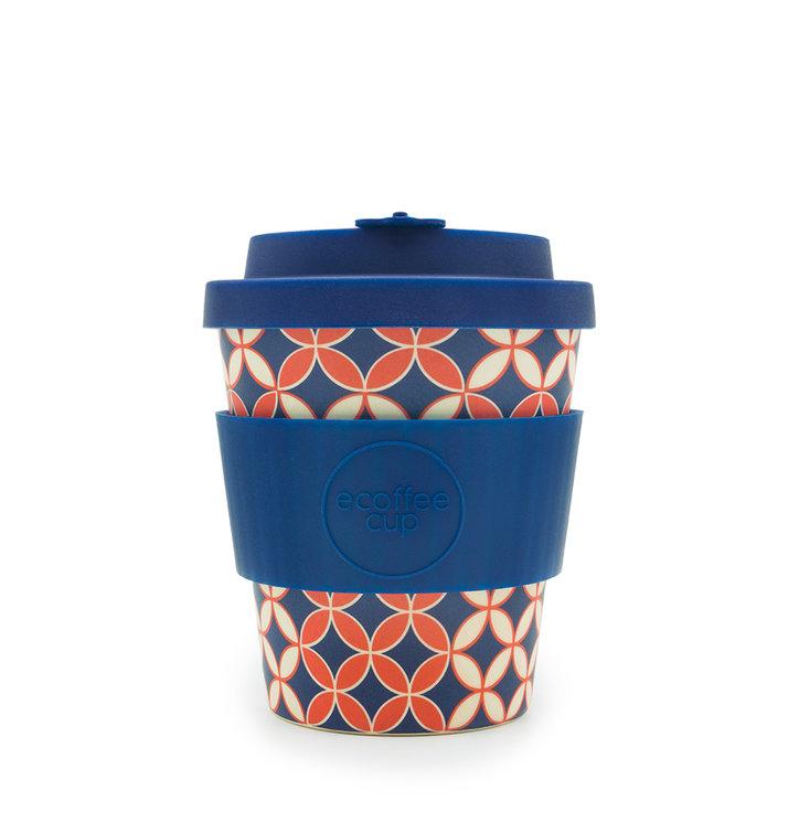 Mini bambusový ecoffee cup Obrazce