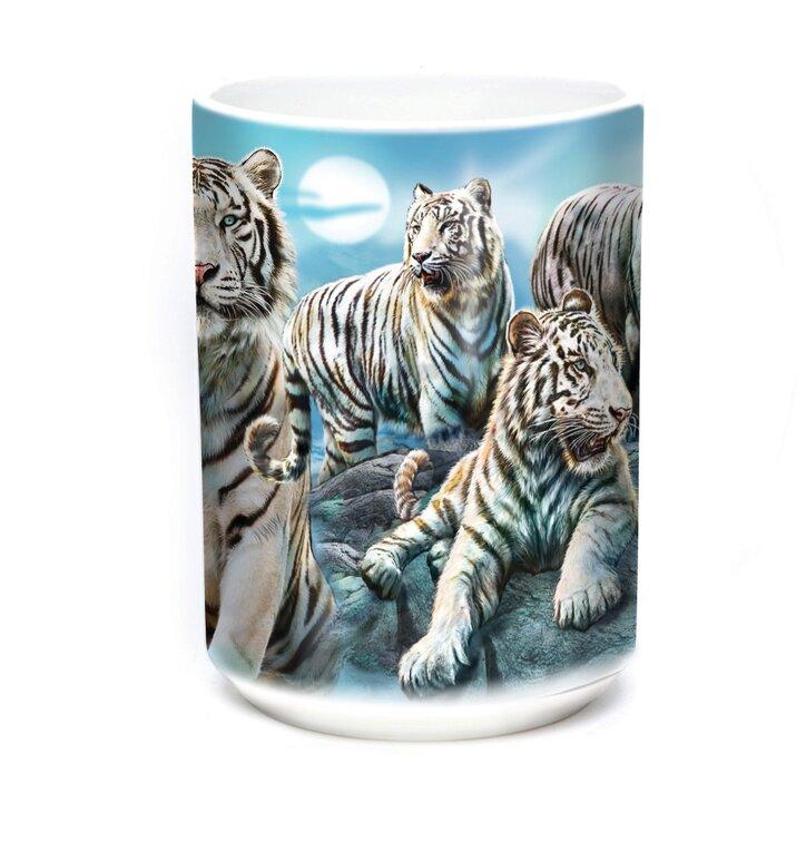 Keramický hrnček Tigria svorka