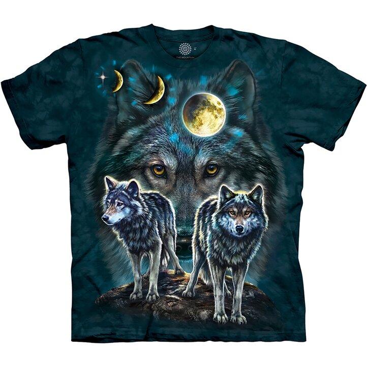 Tričko Vlk a Severka