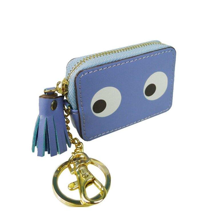 Geldbörse Für Münzen Augen Blau Dedoles