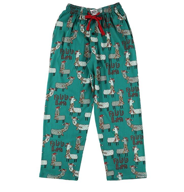 Eredeti és szokatlan ajándékot keres  a megajándékozottat garantáltan  meglepi Pizsama nadrág Láma e4c9946a93