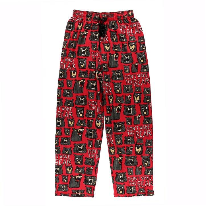 Pyžamové kalhoty Nebuďte medvěda