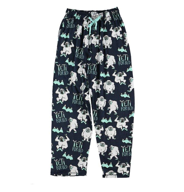 Pyžamové kalhoty Yeti