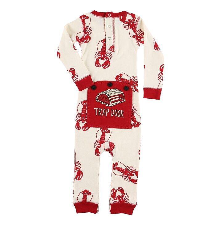 Pyžamový overal pro batole