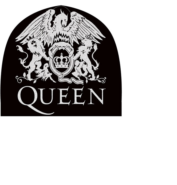 Beanie čiapka Queen Crest