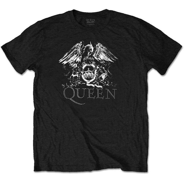 Koszulka Queen Crest Logo