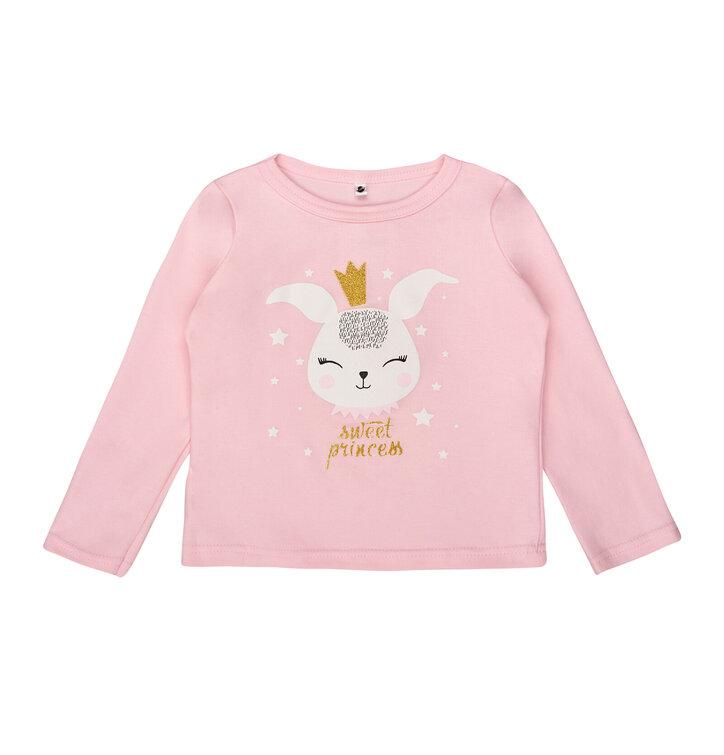 1b03677ed Detské ružové tričko Sladká princezná | Dedoles
