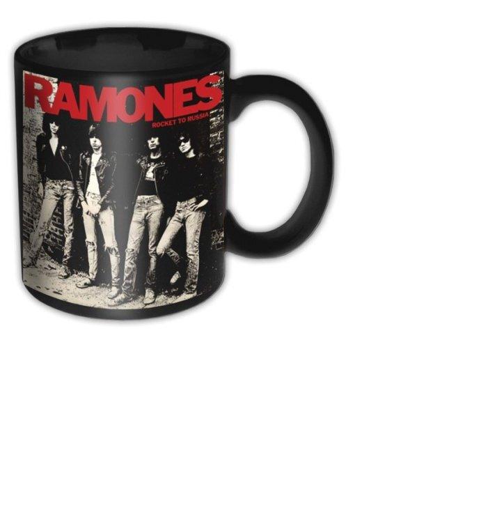 Keramický hrnček Ramones Rocket to Russia