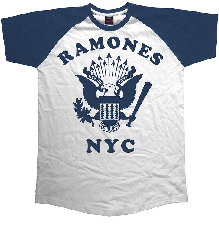 Tričko Ramones Retro Eagle