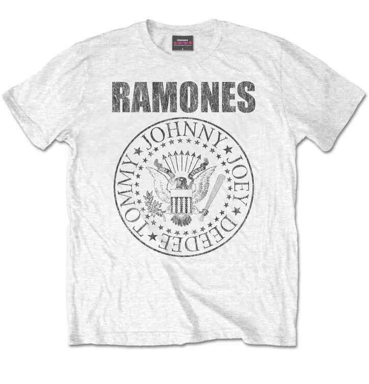 4eaa7000e843 Lifestyle foto Tričko Ramones Presidential Seal