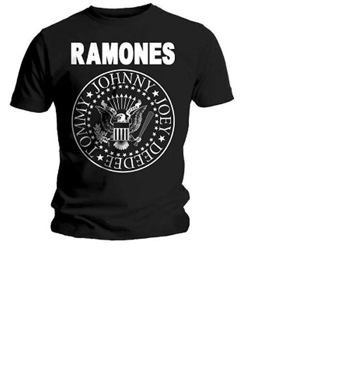 Tričko Ramones Hey Ho Lets Go