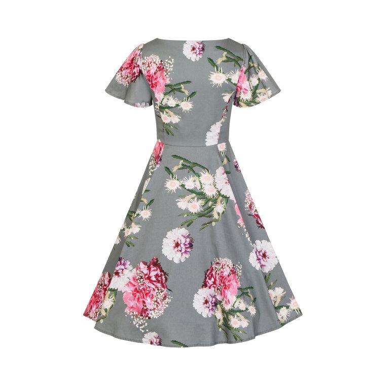 ef3300025f8e Obrázok produktu Retro pin up šaty Lamour