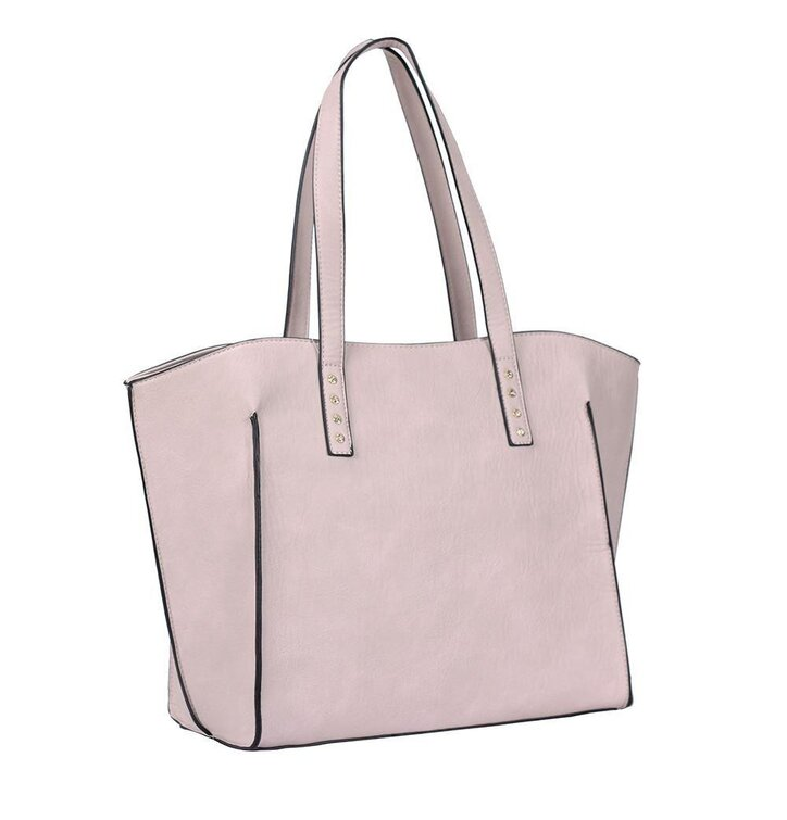 Potěšte se tímto kouskem Dedoles Růžová kabelka na rameno Halia 872dec9f3b0