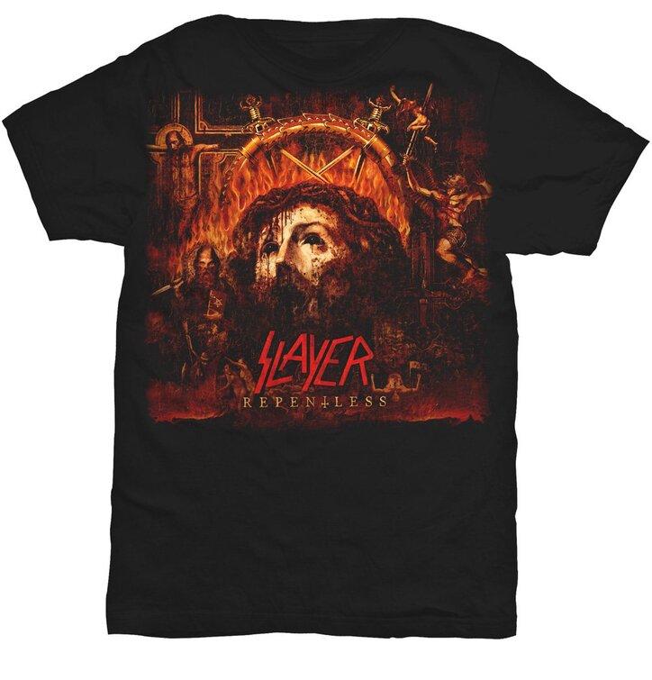 Тениска Slayer Repentless