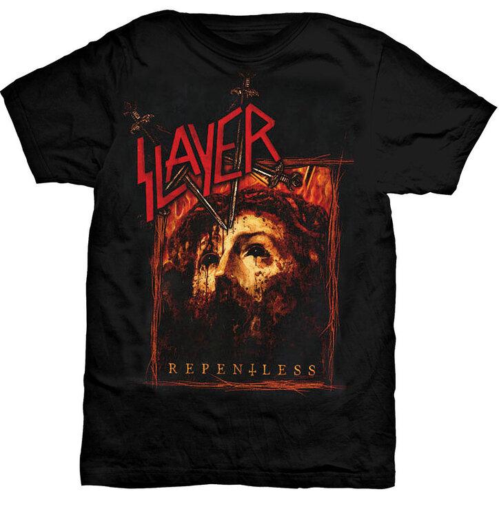 Tričko Slayer Repentless Rectangle