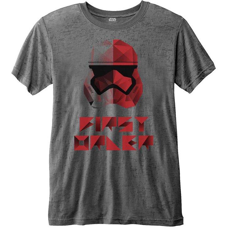 Tričko Star Wars Episode VIII First Order Geo