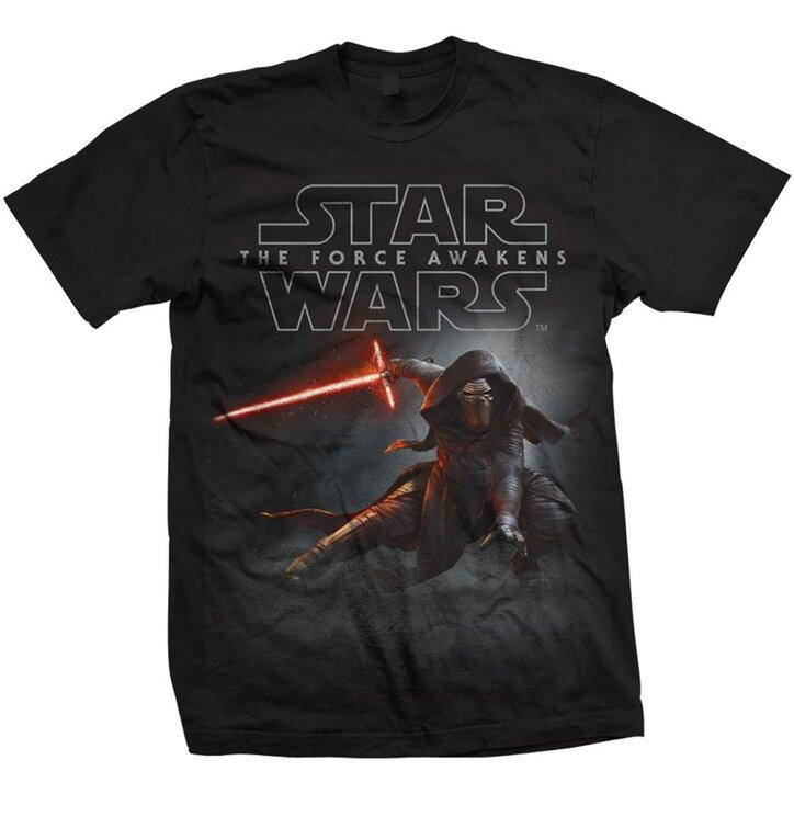 Тениска Star Wars Episode VII Kylo Ren Crouch