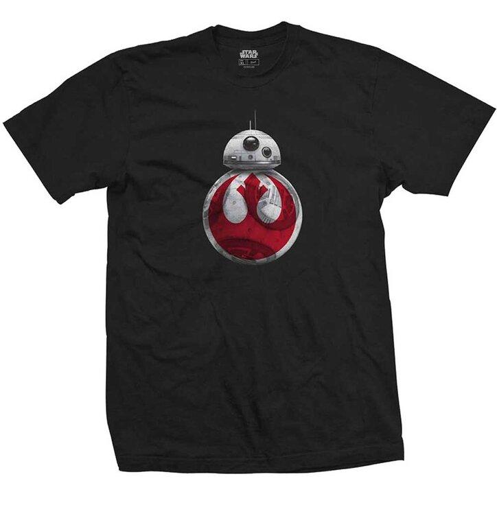 Majica Star Wars Episode VIII BB-8 Resistance