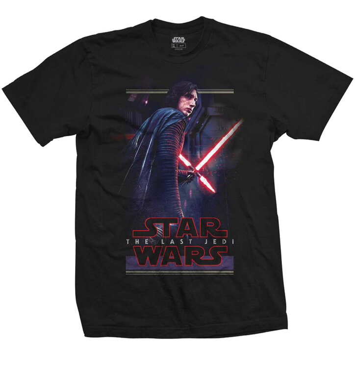 Tricou Star Wars Episode VIII Kylo Pose