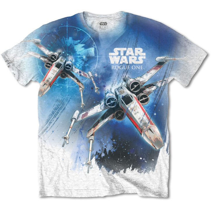 Tričko Star Wars Rogue One X-Wing