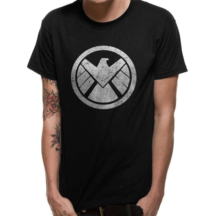 T-Shirt Avengers Shield