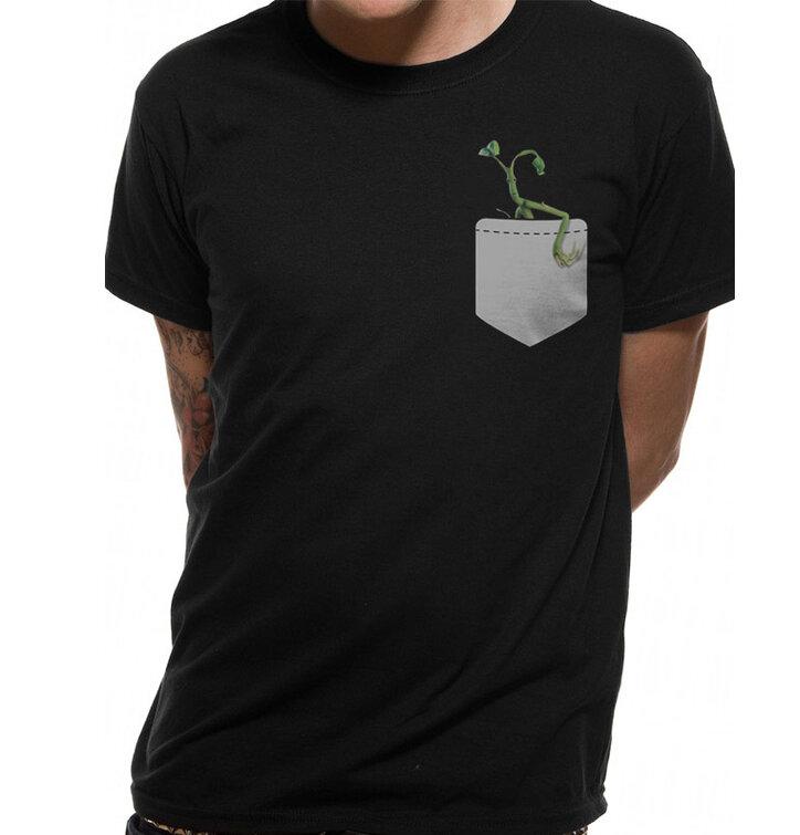 Tričko  Grindenwaldove zločiny Stromostrážca vo vrecku