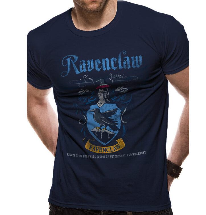 Tričko Harry Potter Bystrohlav metlobal