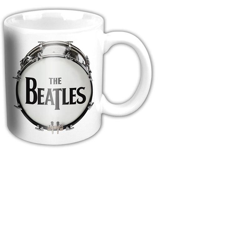 Keramický hrníček The Beatles Original Drum