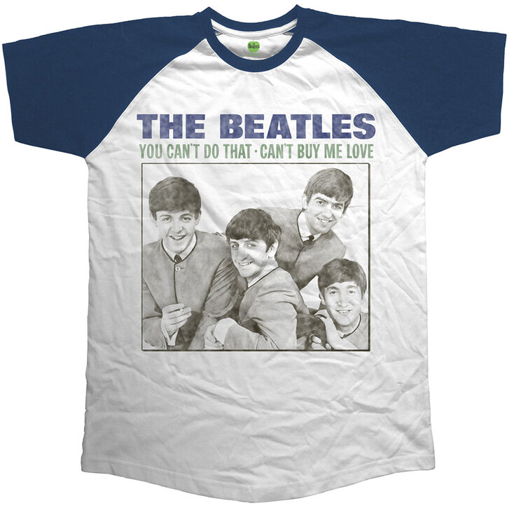 Tricou The Beatles You Can't Do That - Can't Buy Me Love