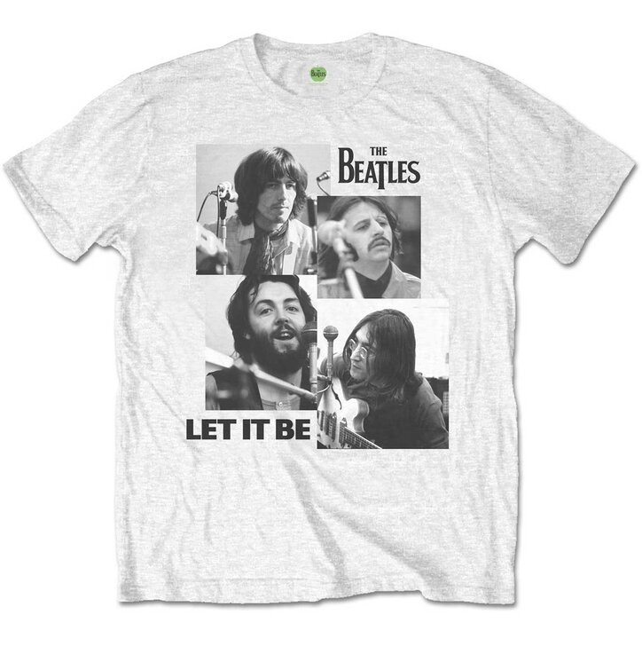Koszulka The Beatles Let it Be